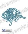 Swirly fish 6