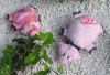 Schwein Kunigunde alias die Runde zum Nähen 10 x10