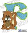 Alphabet Waldtiere - F