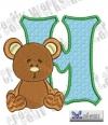 Alphabet Waldtiere - H
