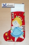 In the hoop Christmas stockings - Weihnachtssocken