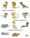 Zoo friends pes